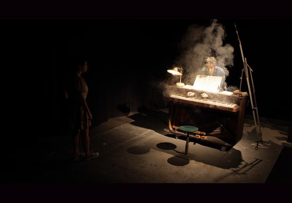 Tremblez, machines ! et Animal épique - Les Ateliers du spectacle - #BIAM2017